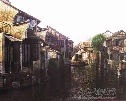 风景 古镇 建筑 旅游 摄影 500_404