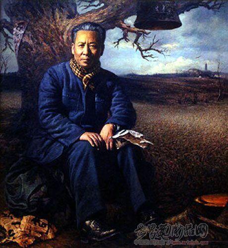 王建顺-国殇-淘宝-名人字画-中国书画交易中心