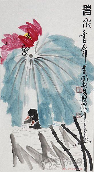 名家 齐秉慧 国画 - 花卉 当前 位粉丝喜爱本幅作品
