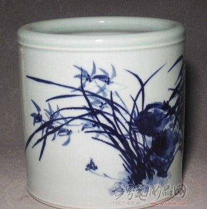 陶艺作品图片杯子花纹图片