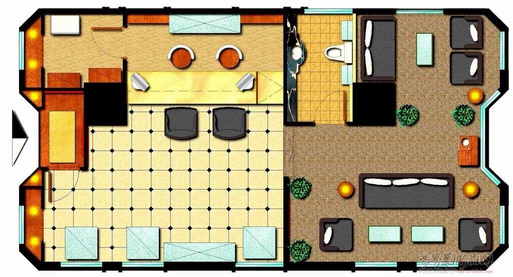 方嘉伟香港室内设计师,设计专长:住宅公寓&