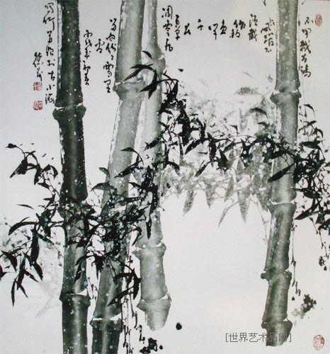 李德茂-作品-淘宝-名人字画-中国书画交易中心图片