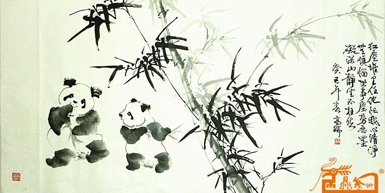 """大熊猫(原名猫熊),中国的国宝、吉祥物,四川的名片、符号、品牌,天之娇子,她是大自然留给人类的遗产,是世界人民的共同财富! 从古至今,熊猫在人们的心目中是和平友谊、吉祥平安、勇敢正直、平和忠厚、快乐健康的象征,她主要体现了""""和""""的精神。""""和""""是中华民族的传统文化最基本的精神,世界要和平、社会要和谐、家庭要和睦、人人要和善;吉祥是中华民族文化最古老的良好祝愿。和平吉祥,代表了中华民族热爱和平、追求世界大同的理念和本土文化的特色,她传播的是一种文化符号、一种理念"""