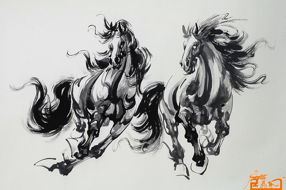名家 孔令海 国画 作品126
