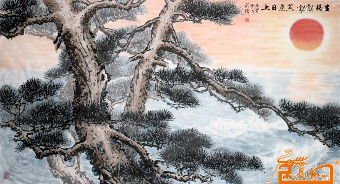 武锋 经纪人交易中心 中国书画交易中心 中国书
