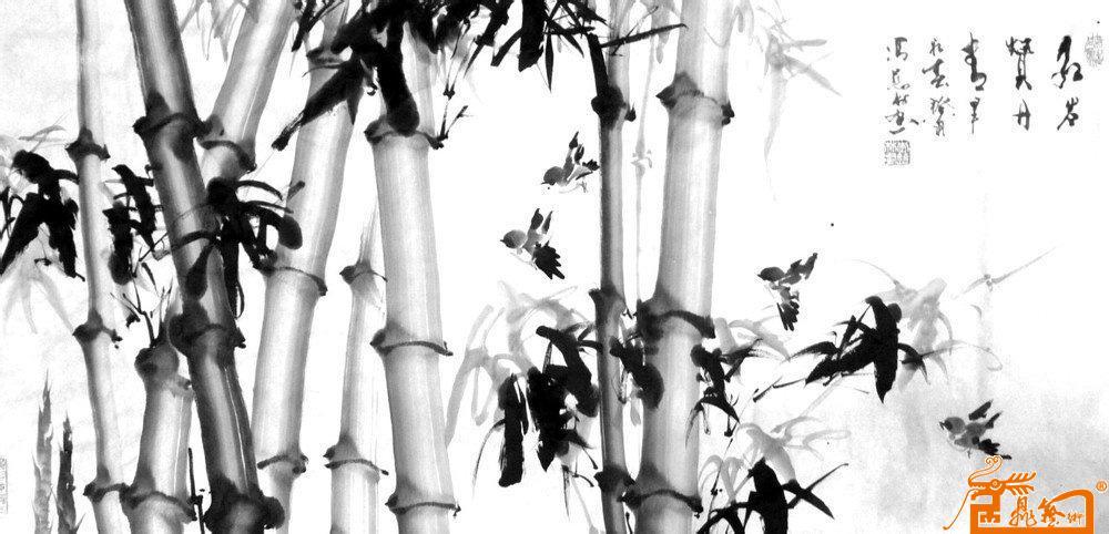 作品22-李慈林-淘宝-名人字画-中国书画交易中心