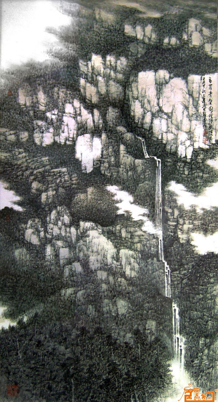 国画 树 松 松树 814_1500 竖版 竖屏
