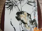 湖南省工艺美术大师刘劲松瓷板画作品