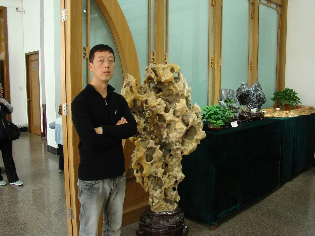艺术家马峰的询价者