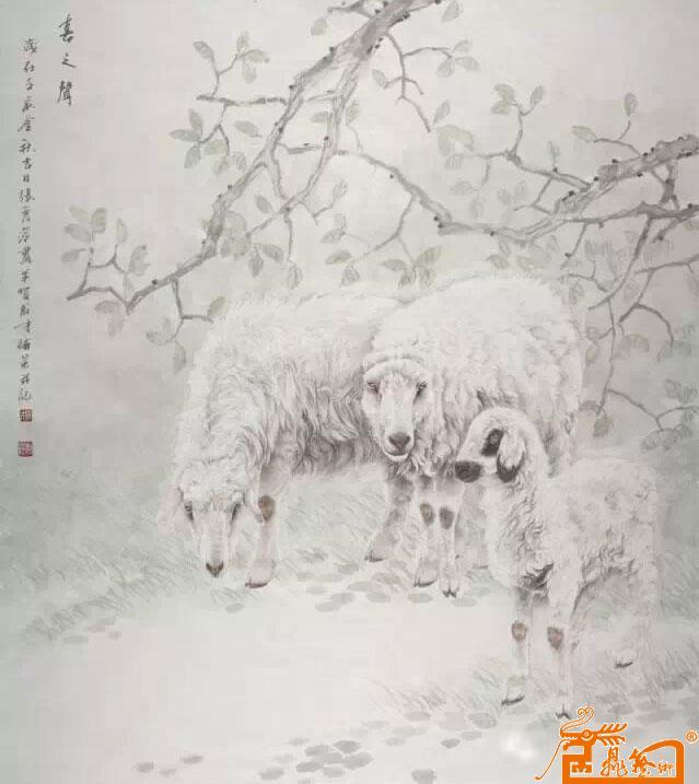 工笔专长名家张秀萍作品保真鉴赏视频
