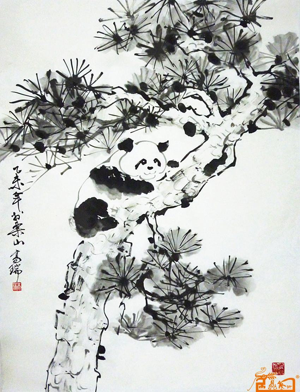 高瑞实木雕花茶盘图片