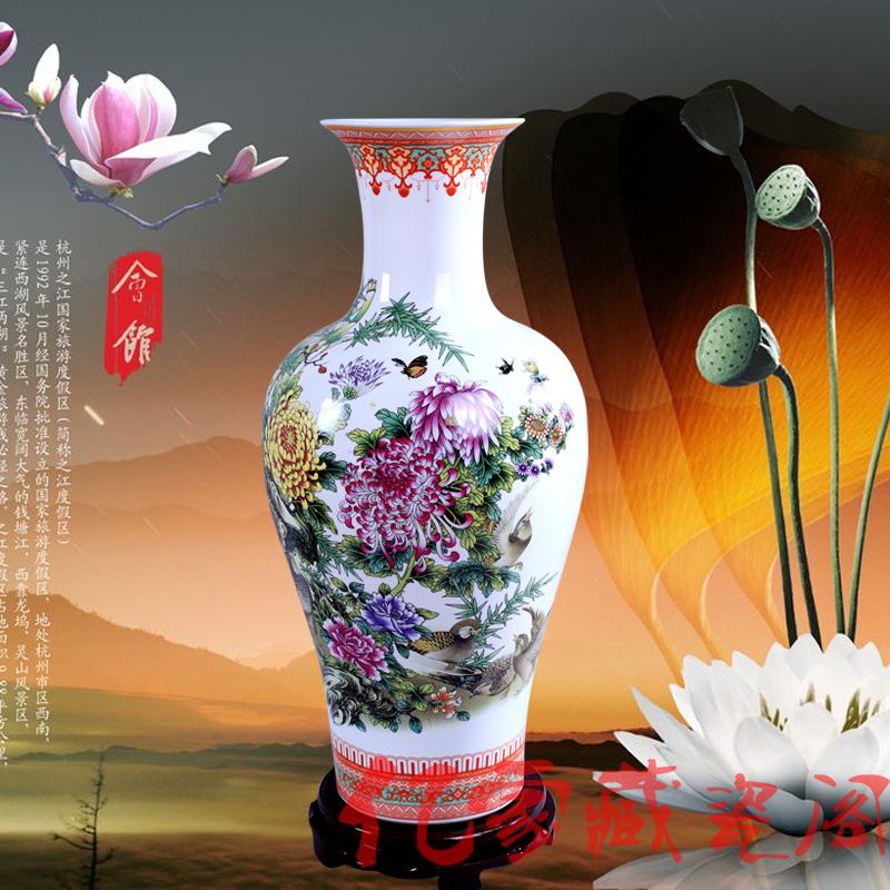 牡丹花花瓶