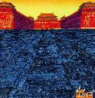 《辉煌紫禁城》版画之十一
