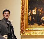 中国著名油画艺术家:李长龙
