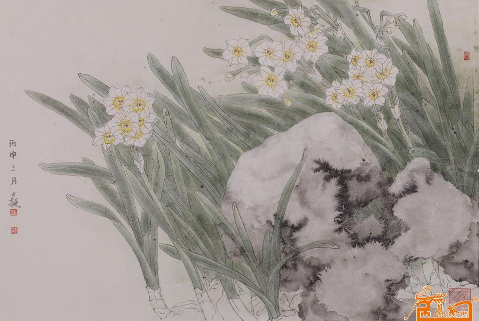 作品2-工笔花鸟