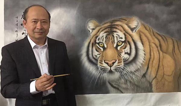 """2017年1月,中国北京邮政举办的以""""一带一路文化先行共筑中国梦""""为主题"""