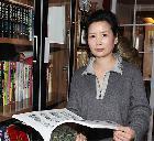 中国著名书法艺术家:弘十(方叔玲)