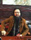 中国著名艺术家:朱行文