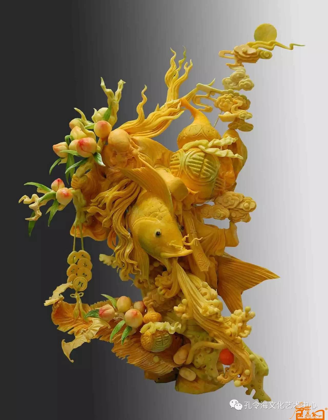 该作品相关信息 作品名称:                       食品雕刻人物作品