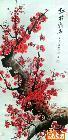 作品49-红梅报春