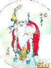 99-园扇南山寿星
