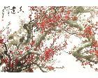 刘凤仙国画作品
